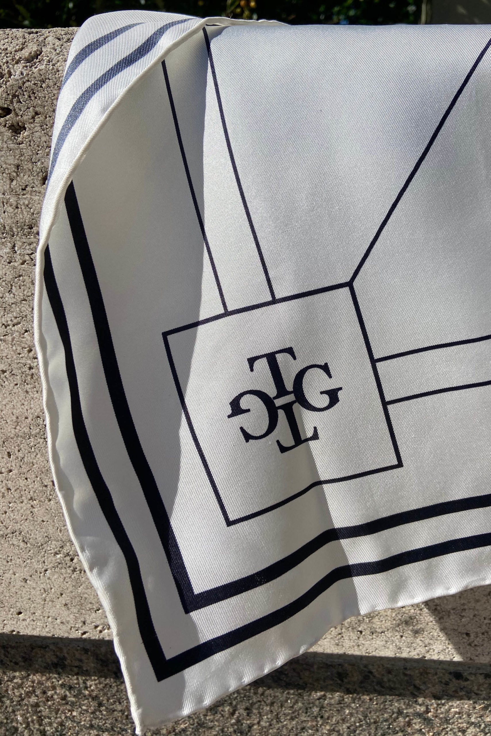 TG Logo Scarf 1