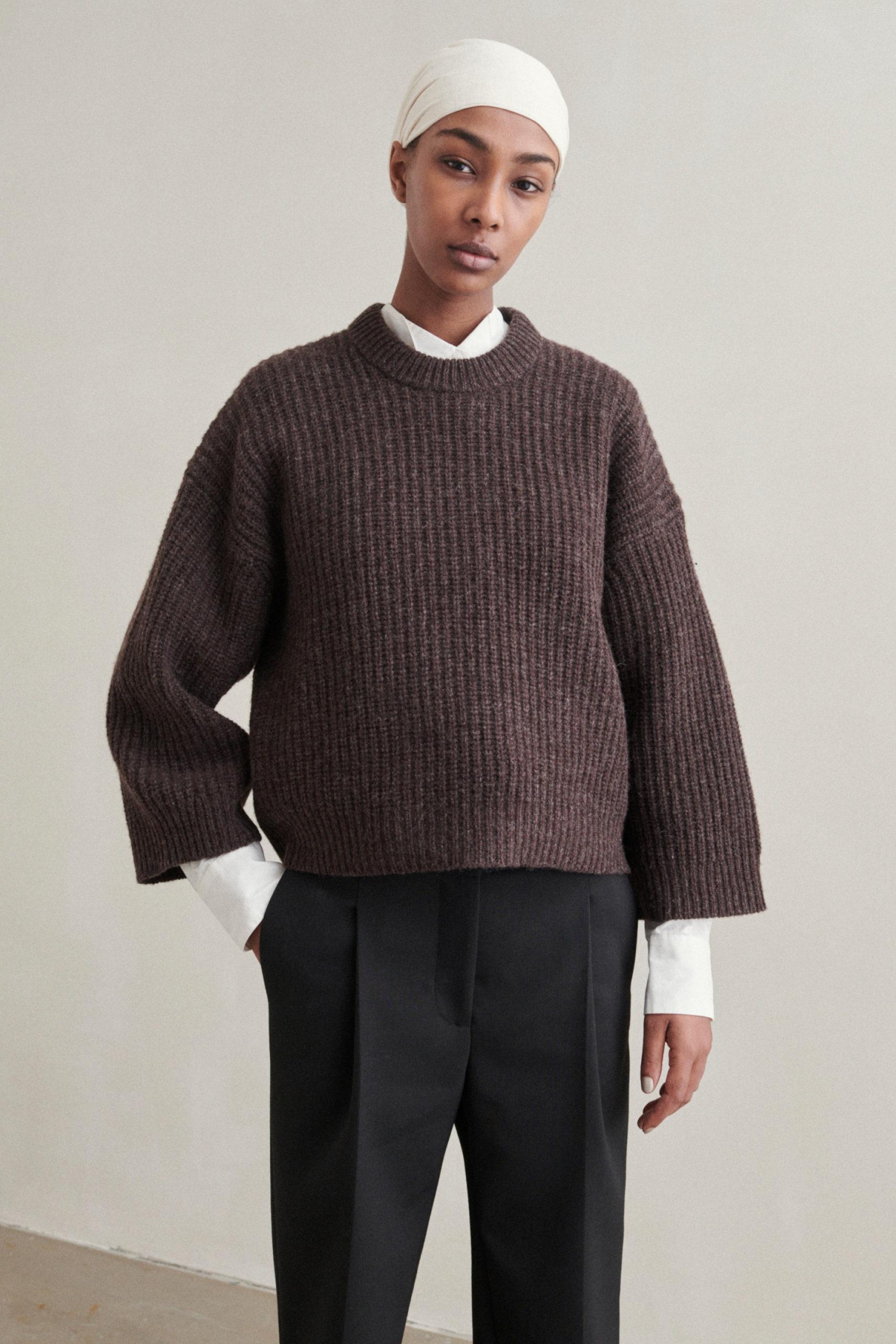 Canada Boxy Sweater