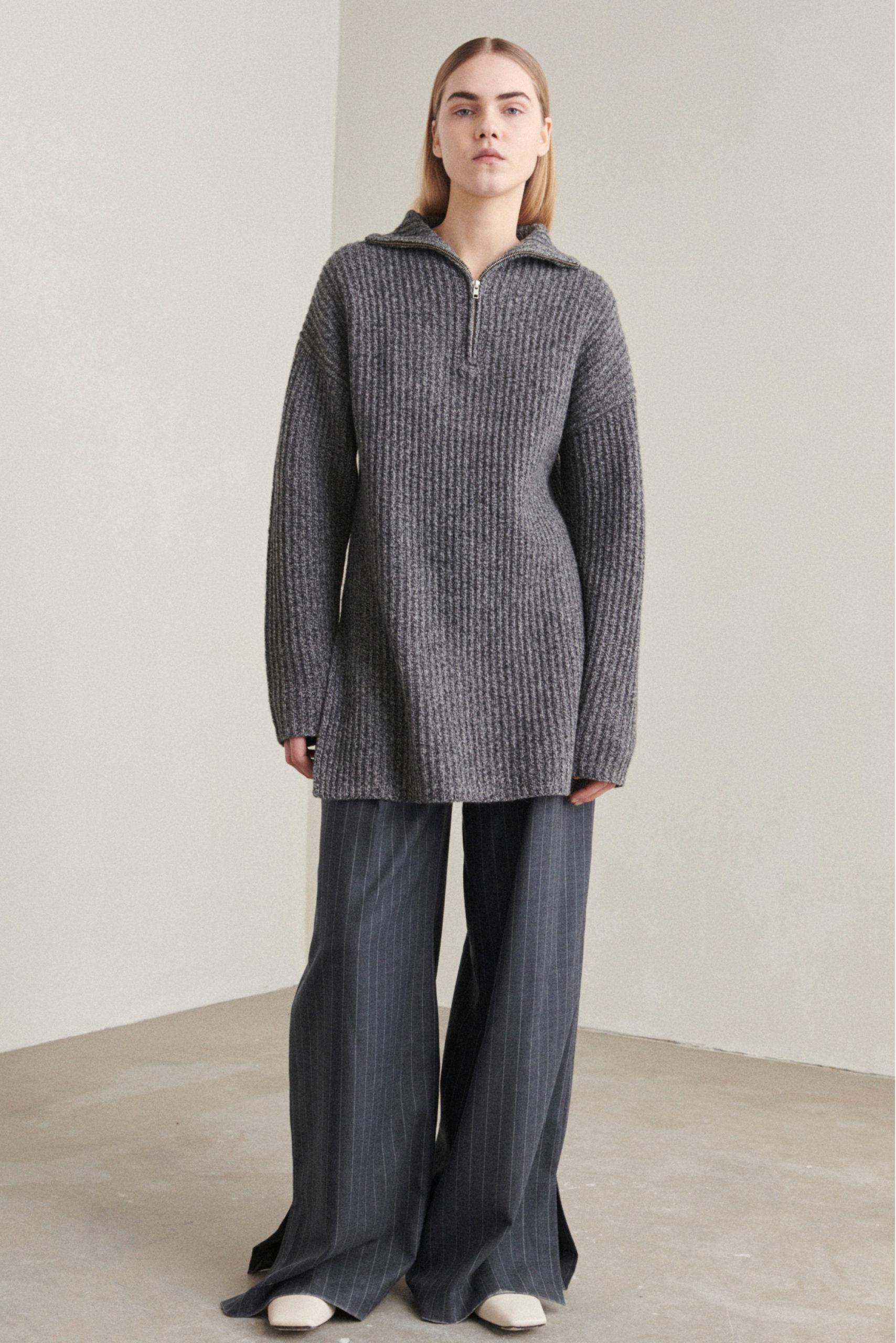 Canada Zip Sweater