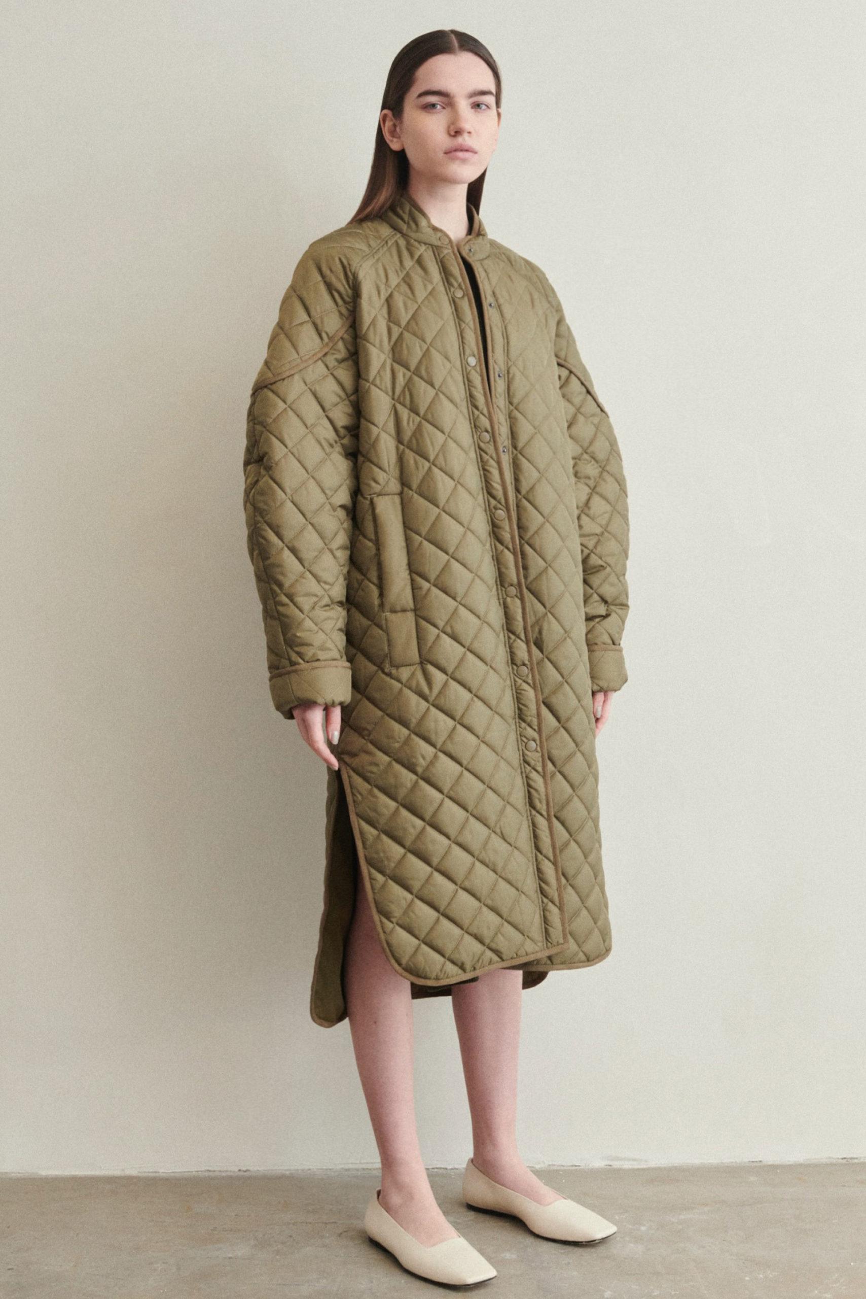 Belgium Coat